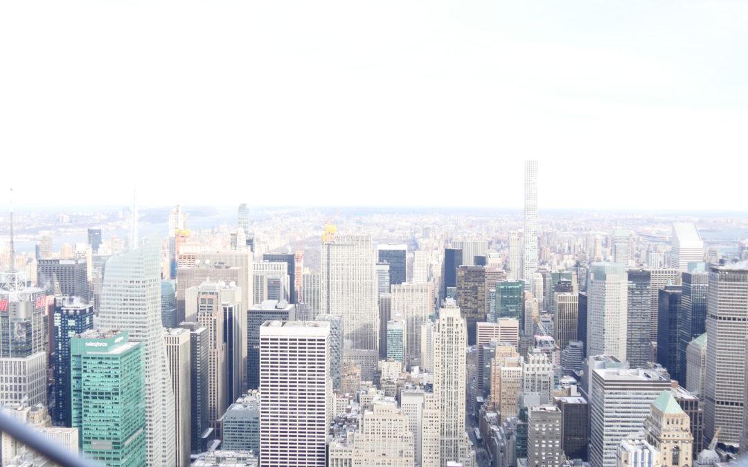 New-York, inspirations